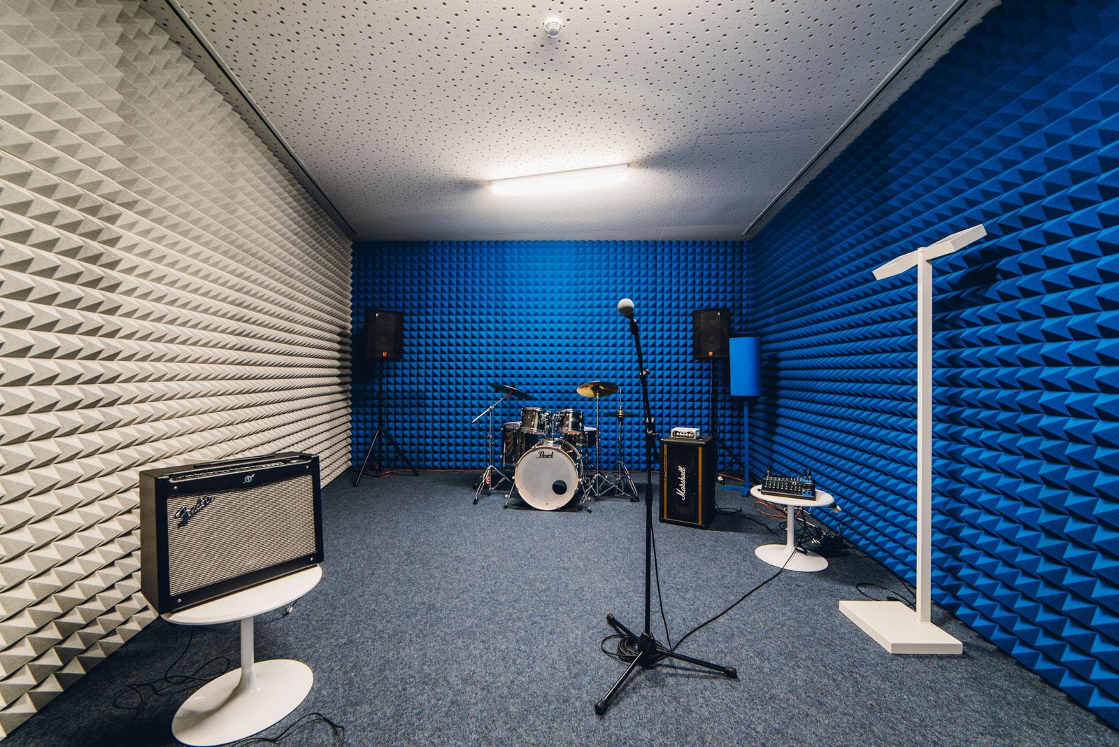 Piccola Sala Prove : Sala prove piccola spazio varco